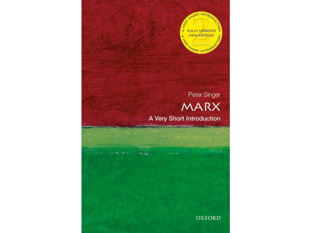 Marx: A Very Short Introduction