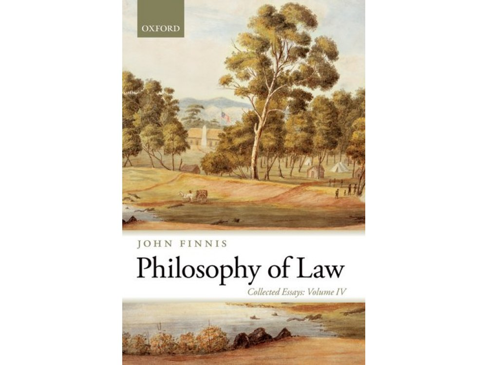 Philosophy of Law Collected Essays Vol IV