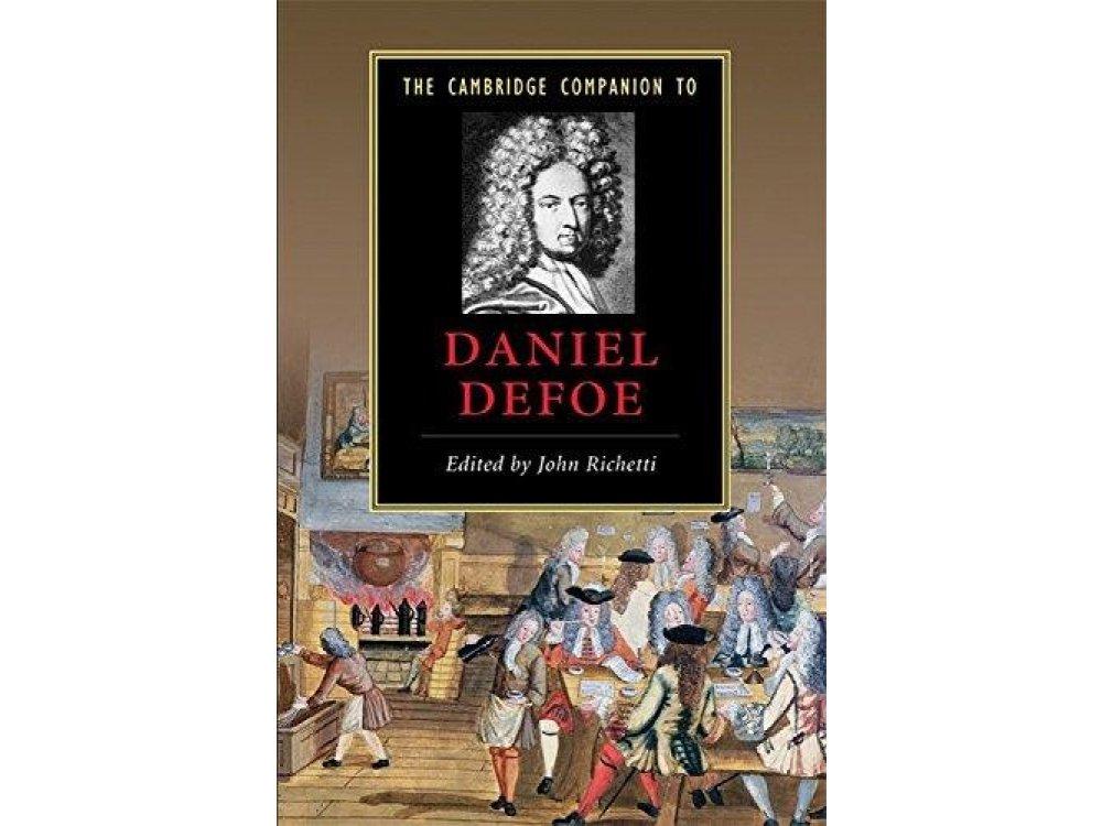 Cambridge Companion to Daniel Defoe
