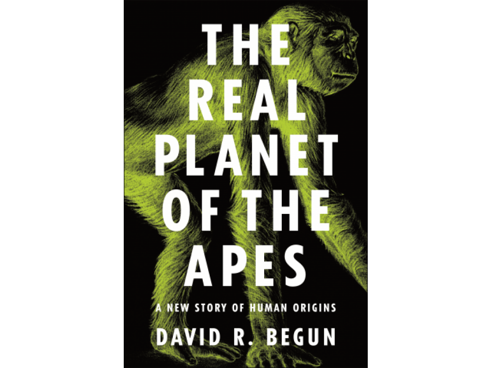 The Real Planet of the Apes: A New Story of Human Origins