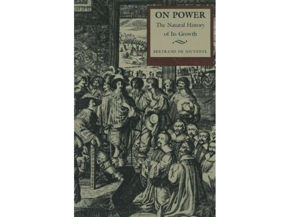 On Power: The Natural History of Its Growth