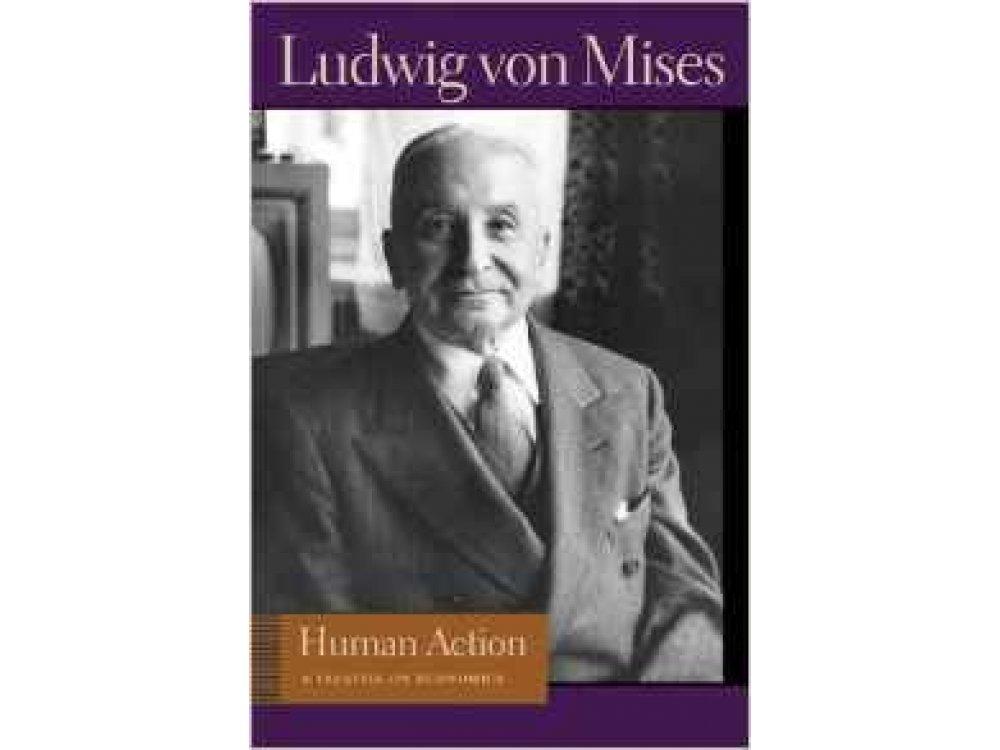 Human Action: A Treatise On Economics-4 Volumes Set