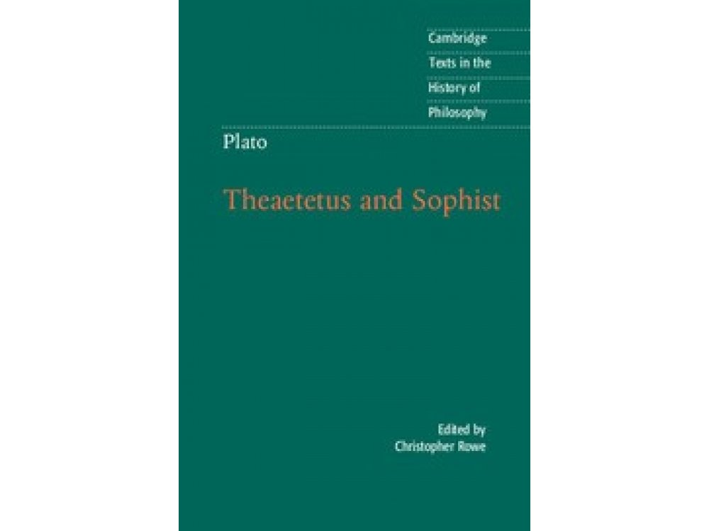 Plato: Theaetetus and Sophists