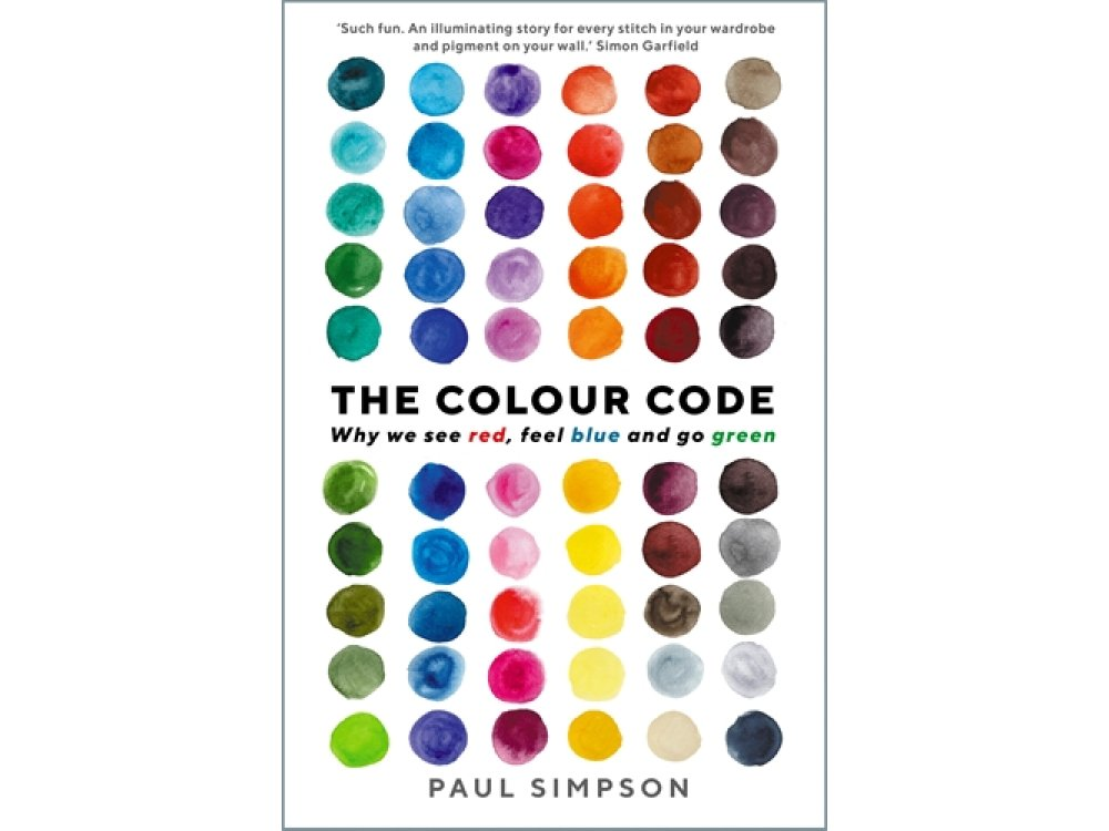 The Colour Code: Why We See Red, Feel Blue and Go Green