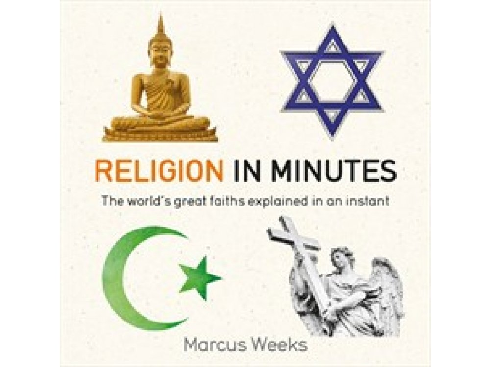 Religion in Minutes: the World's Great Faiths Explained in an Instant
