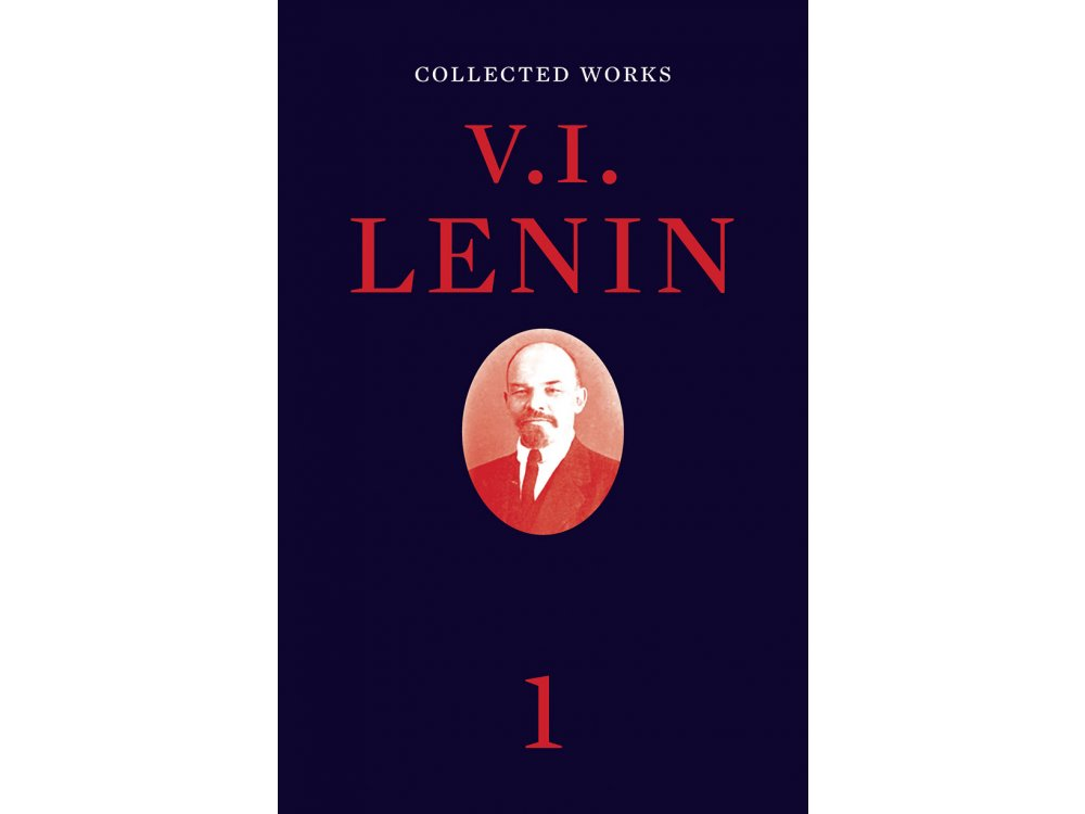 Lenin: Collected Works Volume 1