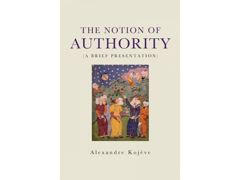 The Notion of Authority (A Brief Representation)
