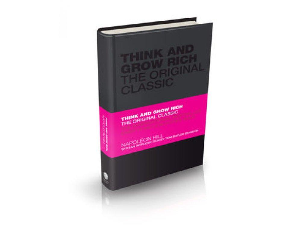 Think and Grow Rich: The Original Classic(Capstone Classics)