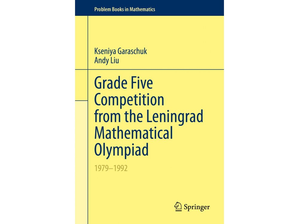 Grade Five Competition from the Leningrad Mathematical Olympiad: 1979-1992