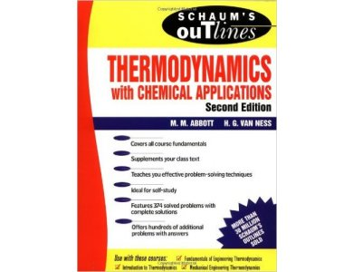 Thermodynamics Schaum's Outline