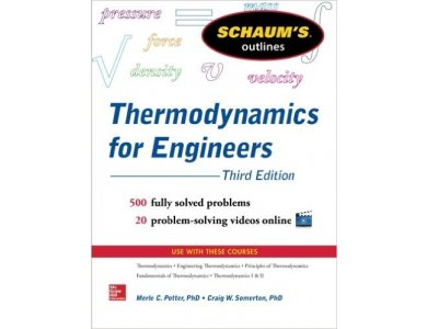 Thermodynamics for Engineers Schaum's Outline