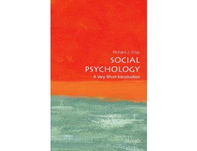 Social Psychology: A Very Short Introduction