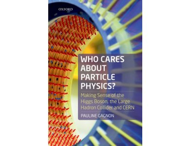 Who Cares About Particle Physics?: Making Sense of the Higgs Boson, the Large Hadron Collider and CE