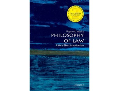 Philosphy of Law: ? Very Short Introduction