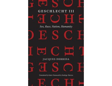 Geschlecht III: Sex, Race, Nation, Humanity