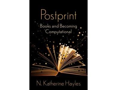 Postprint: Books and Becoming Computational