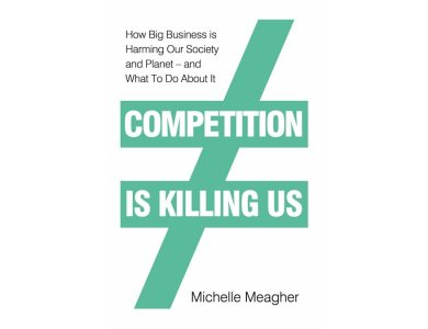 Competition is Killing Us: How Big Business is Harming Our Society and Planet - and What To Do About