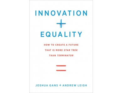 Innovation + Equality: How to Create a Future That Is More Star Trek Than Terminator