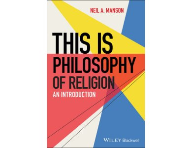 This is Philosophy of Religion: An Introduction