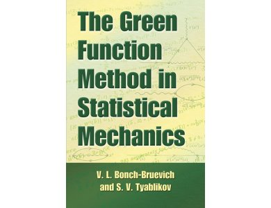 The Green Function Method in Statistical Mechanics