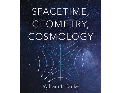Spacetime, Geometry, Cosmology