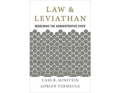 Law and Leviathan: Redeeming the Administrative State