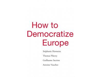 How to Democratize Europe