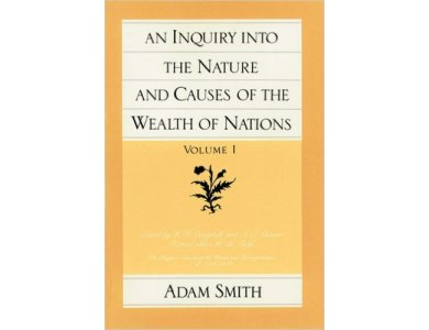 An Inquiry Into the Nature and Causes of the Wealth of Nations- 2 Volumes Set