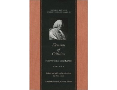 Elements of Criticism (2 Volumes Set)