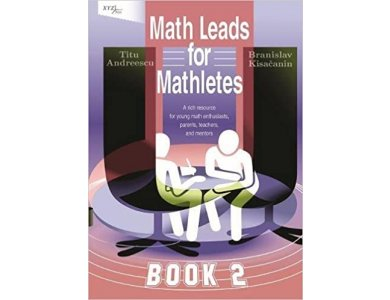 Math Leads for Mathletes, Book 2