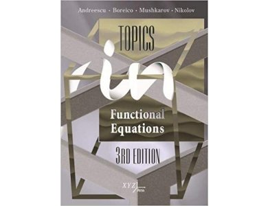 Topics in Functional Equations