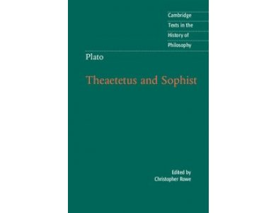 Plato: Theaetetus and Sophists