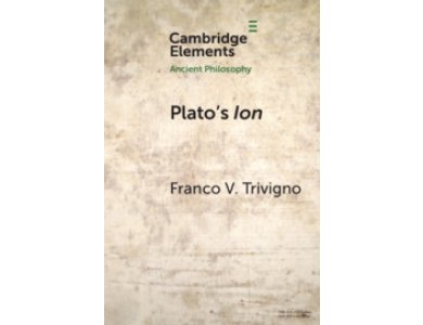 Plato's Ion: Poetry, Expertise, and Inspiration