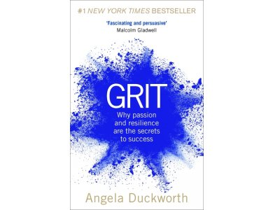 Grit: Why Passion and Resilience are the Secrets to Sucess