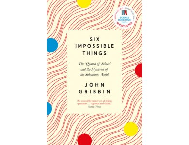 Six Impossible Things: The 'Quanta of Solace' and the Mysteries of the Subatomic World