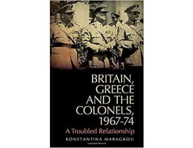 Britain, Greece and the Colonels 1967-74: Between Pragmatism and Human Rights