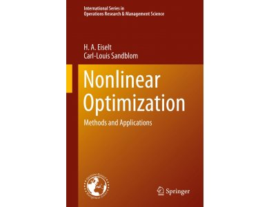 Nonlinear Optimization: Methods and Applications