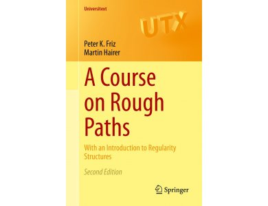 A Course on Rough Paths: With an Introduction to Regularity Structures