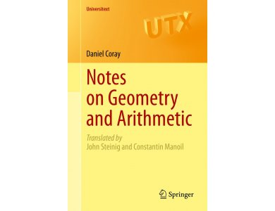 Notes on Geometry and Arithmetic