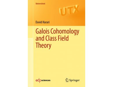 Galois Cohomology and Class Field Theory