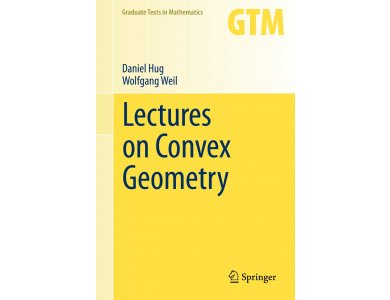 Lectures on Convex Geometry