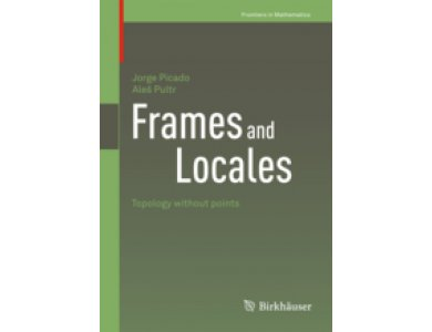 Frames and Locales: Topology without points