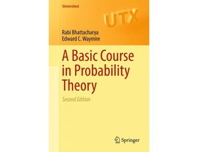 A Basic Course in Probability Theory