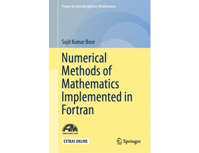 Numerical Methods of Mathematics Implemented in Fortran